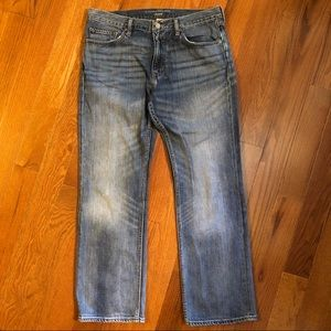 ⭐️ Banana Republic Men's Straight Leg Jeans
